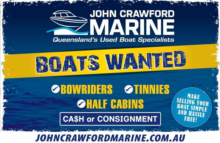 *BOATS WANTED at JCM!*