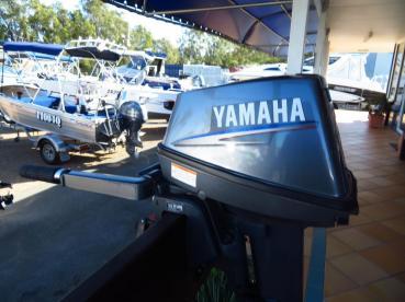 Yamaha 8Hp 2S Outboard