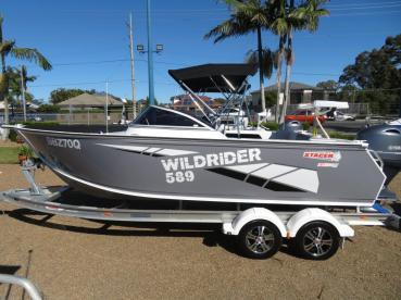 Stacer 589 Wildrider
